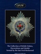 DNW ORDERS DECORATIONS MEDALS AND MILITARIA CATALOG REFERENCE BOOK RARE