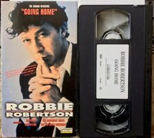 """""""Robbie Robertson - Going Home"""" VHS"""