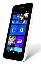 Nokia Lumia 530 - 4GB-White (Unlocked) Smartphone