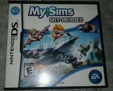 Nintendo DS Game My Sims Sky Heroes