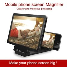 3D Phone Screen Amplifier Portable Screen Magnifier Phone Video Enlarged Stand