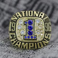 NCAA 1996 Florida Gators National College Football Championship Ring 8-14Size