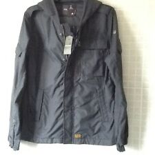 G-Star Raw Dark Grey Squad Hooded Jacket size XL