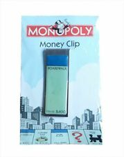Card Game Accessory Hasbro Monopoly Boardwalk Metal Board Piece Money Clip
