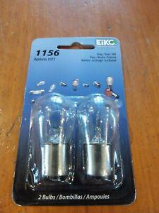 Eiko 1156BP Turn Signal Lights SET OF 2 BULBS NH5A