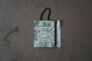Dior Gift Bag Limited Edition