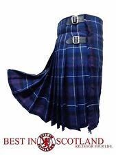 Men's Kilt Pride of Scotland 5 Yard Tartan: Scottish Highland Kilt Size 28 - 46