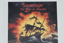 SAVATAGE -The Wake Of Magellan- CD near mint