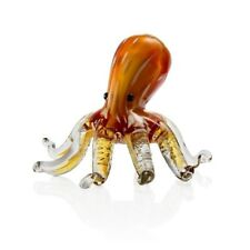 Octopus Brown Art Glass | 76088