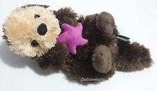 "Wild Republic SEA OTTER 10"" Plush Cuddlekins Stuffed Animal NEW"