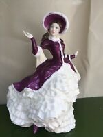 Royal Doulton Classics Figurine  Christmas Day 2004  Limited Edition HN 4558