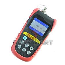 NEW Handheld Fiber Optical Light Power Meter TLD6070 Tester -70~+3dBm 50A