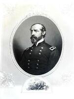 George Meade Union General Gettysburg 1864 Virtue Civil War military portrait