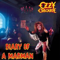 OZZY OSBOURNE Diary of a Madman BANNER HUGE 4X4Ft Tapestry Fabric Poster flag