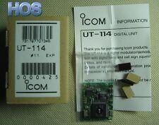 NEW ICOM UT-114 DIGITAL Voice Scramble unit for IC-2200H IC-V82 IC-U82 EXP Ver.