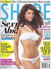 Shape magazine Jillian Michaels Sexy abs Ultimate summer skin guide Lose weight