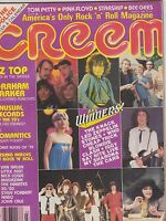 MARCH 1980 CREEM vintage rock n roll music magazine BLONDIE - ZZ TOP - ROMANTICS
