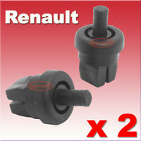 RENAULT PARCEL SHELF CORD CLIPS CLIO MEGANE LAGUNA MODUS STRING HOLDER HOOK