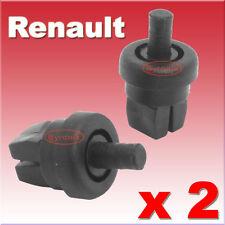 Renault Paquete Estante Cable Clips Clio Megane Laguna modus Cadena titular Gancho