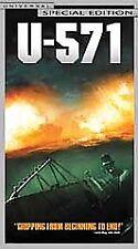 U-571 (VHS, 2001, Special Edition)