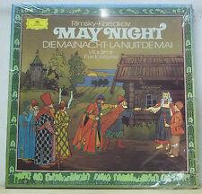 Fedoseyev RIMSKY-KORSAKOV The May Night - DG 2709 063 SEALED