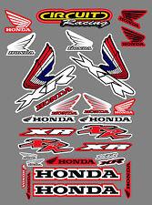 Honda XR50 XR50R XR70 XR70R XR75 XR75R XR80 XR80R Sticker Kit Graphics PROXR2
