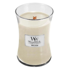 Woodwick Candles Large Candle 609g Vanilla Bean
