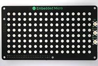 Clock Visualizer Shield TEMT6000 Optical Sensor ADMP421