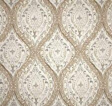 Magnolia Home Fabric Ariana Linen Cotton Duck  Print  Drapery Upholstery