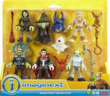 Imaginext Mini Figures Multi-Pack - Halloween