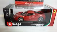 1:18   Ferrari 488 GTB -  Bburago  - 3L 050