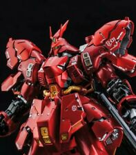 Bandai RG Sazabi 1/144 Model Kit (Unbuilt Full Metallic Special coating)