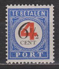 Port 29 MNH PF NVPH Netherlands Nederland Pays Bas due portzegel