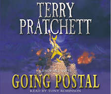 "Terry Pratchett ""GOING POSTAL"" (Audiobook CD)"