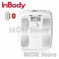 Inbody Body Fat Analyzer Weight Muscle Measured Within 5 Seconds Scale H20b