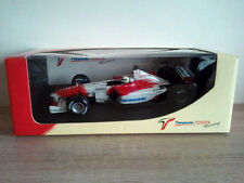 MINICHAMPS 1/18 - TOYOTA PANASONIC RACING - Allan McNISH - TF102 - 2002