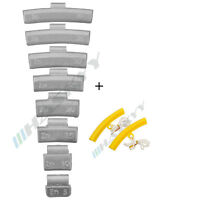 Schlaggewichte Auswuchtgewichte Sortiment ALU Felgen 5-40g je 50 St. / 400 TLG
