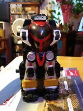 POWER RANGERS OPERATION OVERDRIVE BLACK TRANSTEK ARMOR MACHINE MAIN BODY PART