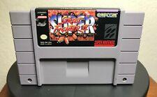 Super Nintendo Games Collection