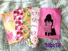100 Designer Printed Poly Mailers 10X13 Shipping Envelopes Bags Mix Pineapple