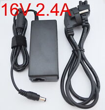 New 16V 2.4A Adapter For Yamaha PA-300 PA-301 PA-300B Power Supply Cord Charger
