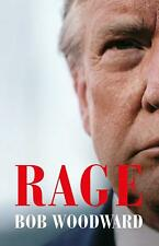 Rage by Bob Woodward (English) Hardcover Book Free Shipping!
