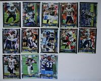 2015 Topps San Diego Chargers Team Set of 13 Football Cards