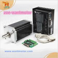US free shiping! Nema 42 stepper motor 110BYGH201-001 4200OZ-IN+DQ2722MA 220V 7A