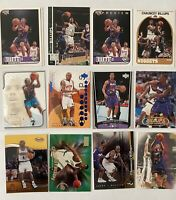 1997-98 Chauncey Billups Rookie Lot and more