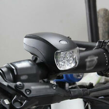 Strobe Front Headlight Bicycle Bike safety White Light Torch Flashing Headlamp