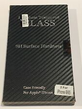 Tempered Glass Screen Protector Iphone 6/6S 2-PACK