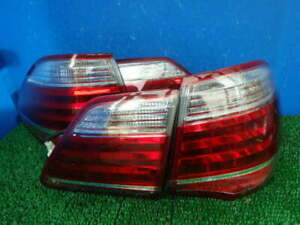 JDM 2012 Toyota CROWN GRS200 Taillights Tail Lights Lamps 4pcs Set OEM