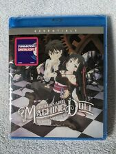 (Blu-ray) UNBREAKABLE MACHINE DOLL: Complete Series (2020) FUNimation Essentials