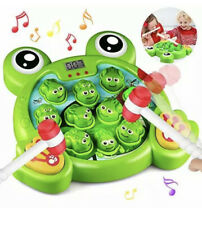 Fivestar Interactive Whack A Frog Game, Learning, Active, Early Educational Toys